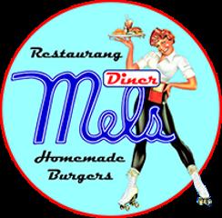 Mel's Diner - Gotlands Godaste Hamburgare