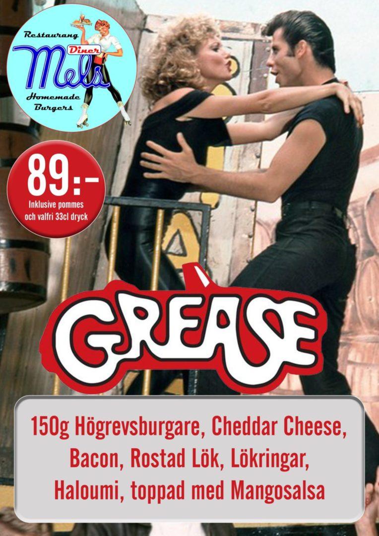 burgare-grease